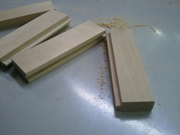 wood jointer planer